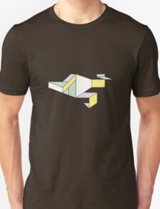 Abstract 2 - Melted Ice Cream T-Shirt