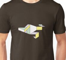 Abstract 2 - Melted Ice Cream Unisex T-Shirt