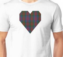 00598 Flora MacDonald Tartan  Unisex T-Shirt
