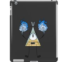 GRAVITY FALLS - GOOD BILL CIPHER DESIGN iPad Case/Skin