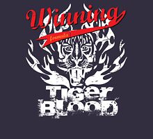 Winning Formula - Tiger Blood - White Tiger Unisex T-Shirt