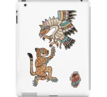 Ocelot and Eagle iPad Case/Skin
