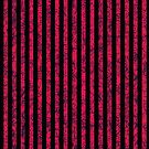 Mad Hatter Stripes by CherryGarcia