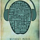 I love music redux by Purplecactus