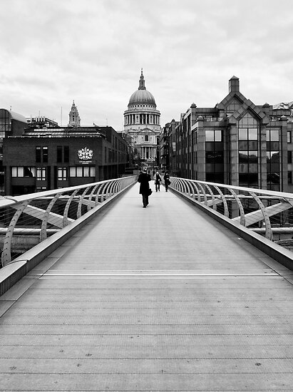 The Wibbly Wobbly Bridge by Graham Ettridge