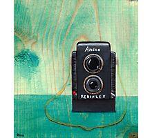 Ansco Camera Painting Photographic Print