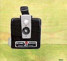 The Hawkeye Camera by Ryan Conners