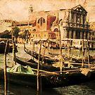 Venice 1968 by pennyswork