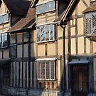 The birthplace of Shakespeare by Stephen Frost