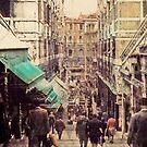 Venice Market 1968 by pennyswork