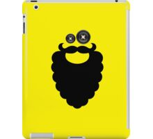 THE TRUE HIPSTER iPad Case/Skin