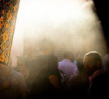 L'Arabe et la fumée by Richard Pitman