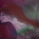 Lady in Red by Ellen Keagy