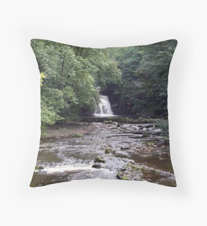 West Burton Throw Pillow