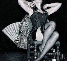 Burlesque Dancer Number 3 by Timesniper
