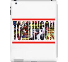 Hero - Tomlinson iPad Case/Skin