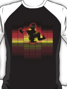 Graphic Equalizer T Shirt T-Shirt