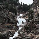 Frozen Falls by Katagram