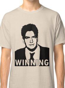 "Charlie Sheen ""Winning"" 2 Classic T-Shirt"