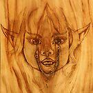 Wood Nymph by aussiebushstick