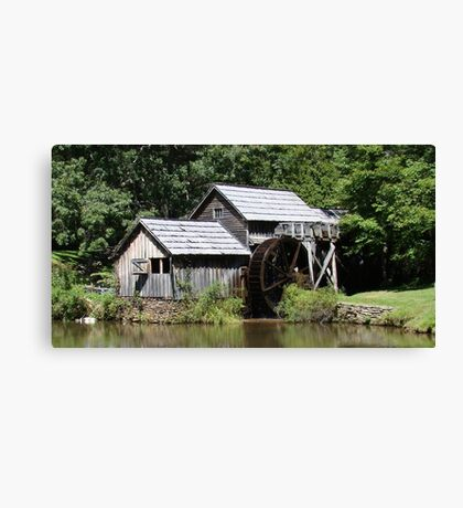 Mabry Mill~ Canvas Print