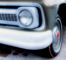 Old Chevy Pickup - Fort Worth , Texas by jphall