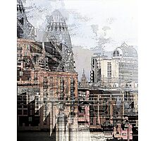 London's (Northbank) Skyline Photographic Print