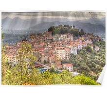 Monteroduni, Province Isernia, Molise, Italy  Poster