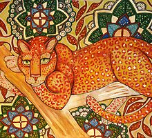 Fantastical Felines by Lynnette Shelley