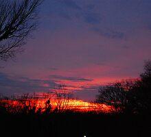sunset by Chris Price