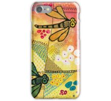 Flight of the Dragonfly iPhone Case/Skin