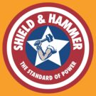 Shield & Hammer by SevenHundred