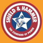 Shield &amp; Hammer by SevenHundred