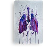 Lungs II Canvas Print