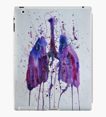 Lungs II iPad Case/Skin