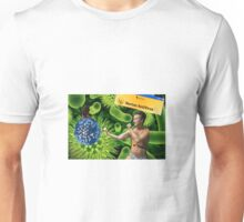 Ed Norton Antivirus Unisex T-Shirt