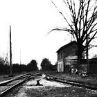 RAILROAD OUT OF FOCUS by Alessia Ghisi Migliari