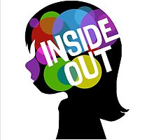 Inside Out of Riley's Head by Travis Love