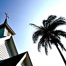 Church in the Sun by Madison Jacox
