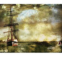 STS Stavros S Niarchos Photographic Print