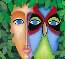 """""""Shared Wisdom"""" by:  Sharon M Hayes by Sharon Geisen Hayes"""