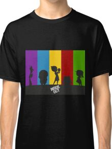Inside Out of Emotions Classic T-Shirt