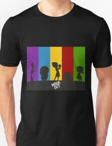 Inside Out of Emotions Unisex T-Shirt