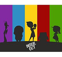 Inside Out of Emotions Photographic Print