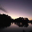sunset at Tall Timbers - so relaxing by gaylene