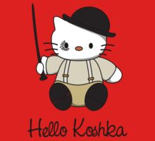 Hello Koshka, A Clockwork Orange 'Hello Kitty'