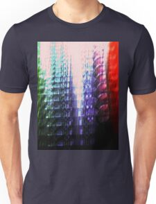 Coloured Skyscrapers Unisex T-Shirt