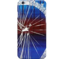 Keep Your Eye Open iPhone Case/Skin