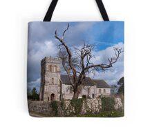 St Laurence Church Falmer Tote Bag