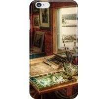 Artists Studio Nova Scotia iPhone Case/Skin